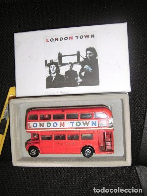 Beatles paul mccartney wings london town bus co - Sold through
