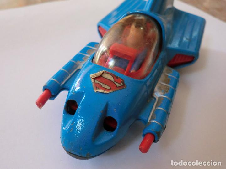 CORGI SUPERMOBILE, DC COMICS INC. 1979, MADE IN GT BRITAIN (Juguetes - Coches a Escala 1:43 Corgi Toys)