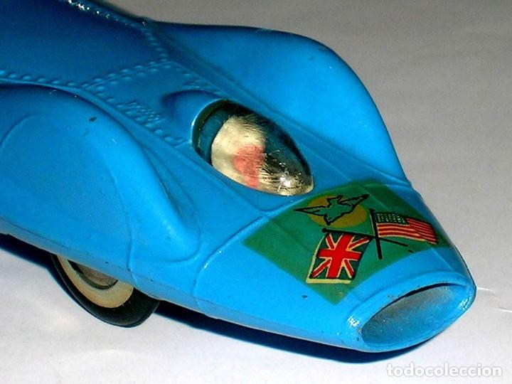 PROTEUS CAMPBELL BLUEBIRD REF. 153, FABRICADO EN METAL, ESC. 1/43, CORGI TOYS, ORIGINAL AÑOS 60. (Juguetes - Coches a Escala 1:43 Corgi Toys)