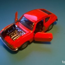 Coches a escala: LANCIA FULVIA SPORT ZAGATO, 1/43 CORGY TOYS MADE IN GT. BRITAIN. Lote 74210719