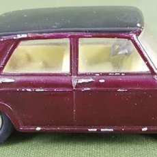 Coches a escala: FIAT 1800. CORGI TOYS. ESCALA 1/43. MADE IN ENGLAND. COLOR GRANATE. CIRCA 1960. . Lote 120389563