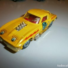 Coches a escala: ANTIGUO CORGI TOYS CHEVROLET CORVETTE STING RAY. Lote 120434103