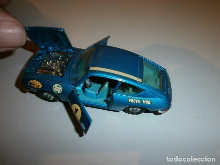 Coches a escala: antiguo corgi toys lancia fulvia sport zagato - Foto 2 - 120434855