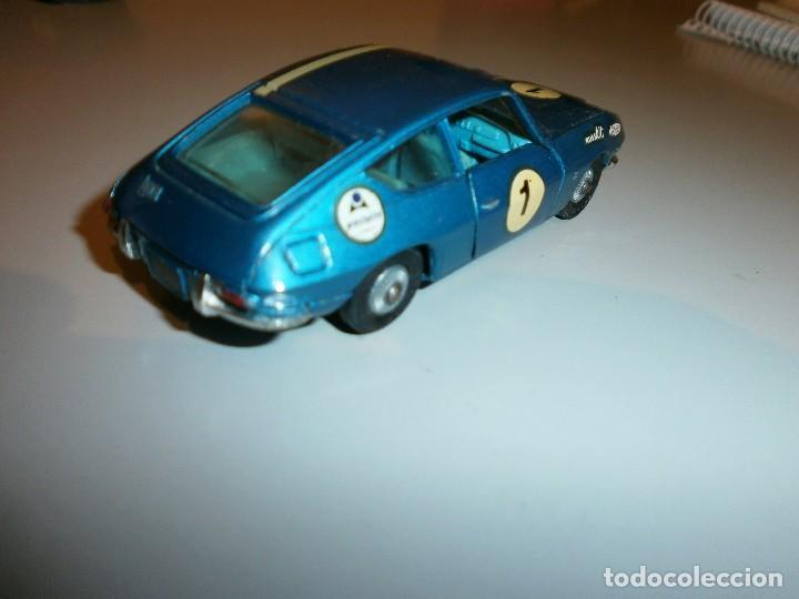 Coches a escala: antiguo corgi toys lancia fulvia sport zagato - Foto 3 - 120434855