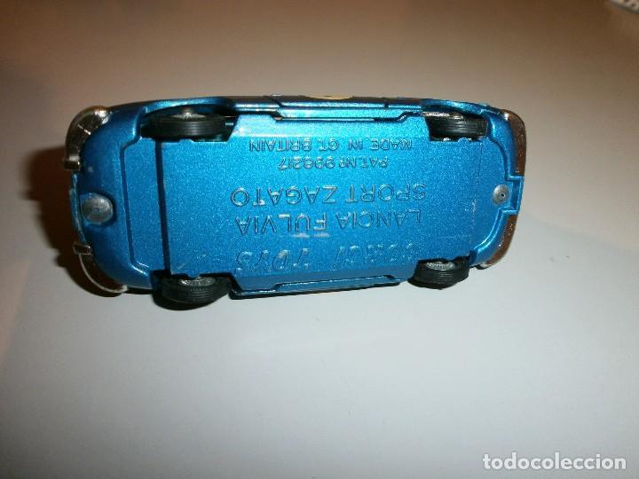 Coches a escala: antiguo corgi toys lancia fulvia sport zagato - Foto 4 - 120434855