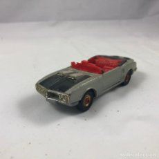 Coches a escala: ANTIGUO COCHE, CORGI TOYS, PONTIAC FIREBIRD, MADE IN GT. BRITAIN.3396/69. Lote 121034503