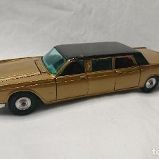 Coches a escala: ANTIGUO LINCOLN CONTINENTAL, CORGI TOYS,MADE IN GT. BRITAIN. Lote 121186523