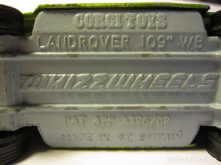 Coches a escala: coche land rover 109 wb corgi toys - Foto 6 - 122201967