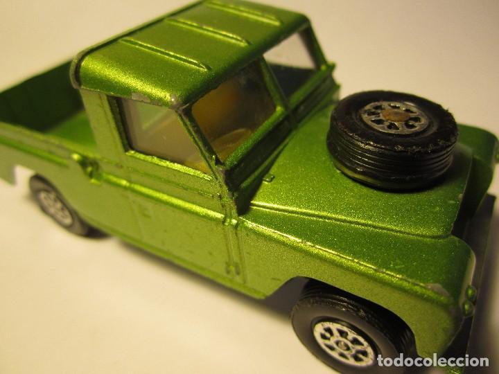 Coches a escala: coche land rover 109 wb corgi toys - Foto 7 - 122201967
