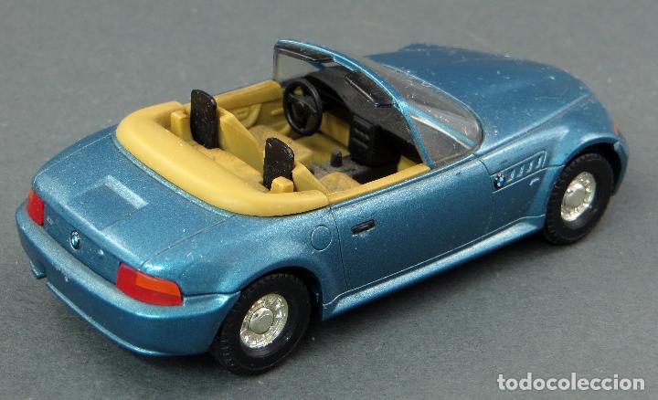 Coches a escala: BMW Z3 Corgi Toys 007 1/36 años 90 - Foto 2 - 122682975