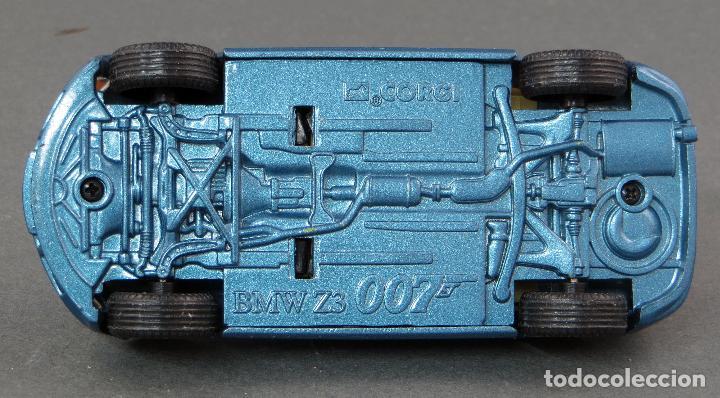 Coches a escala: BMW Z3 Corgi Toys 007 1/36 años 90 - Foto 3 - 122682975