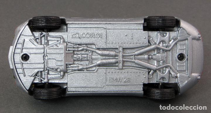Coches a escala: BMW Z8 Corgi Toys 1/36 años 90 - Foto 3 - 122683255