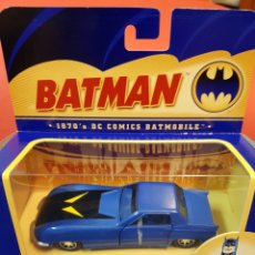 Coches a escala: BATMOBILE BMBV1 CORGI 1970 1:43. Lote 124287812