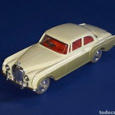 Coches a escala: BENTLEY CONTINENTAL SPORTS REF. 224, METAL ESC. 1/43, CORGI TOYS MADE IN ENGLAND, ORIGINAL AÑO 1961.. Lote 133298034