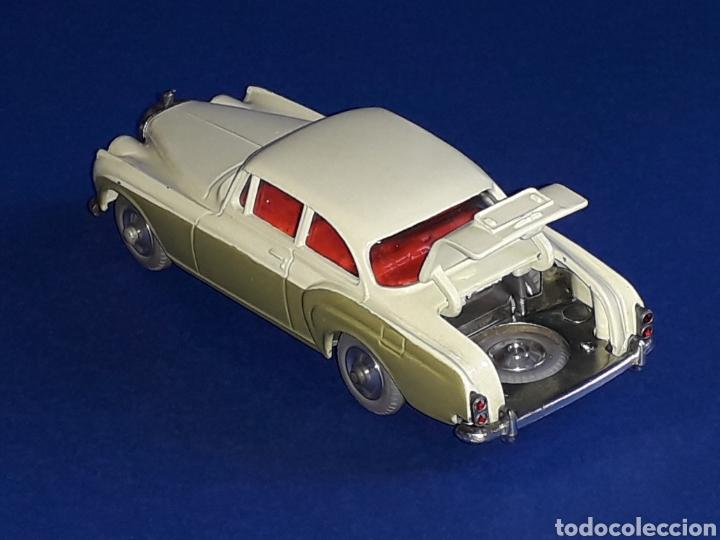 Coches a escala: Bentley Continental Sports ref. 224, metal esc. 1/43, Corgi Toys made in England, original año 1961. - Foto 2 - 133298034