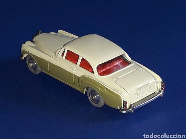Coches a escala: Bentley Continental Sports ref. 224, metal esc. 1/43, Corgi Toys made in England, original año 1961. - Foto 3 - 133298034