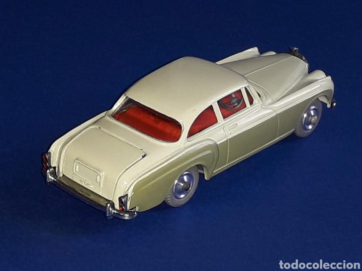 Coches a escala: Bentley Continental Sports ref. 224, metal esc. 1/43, Corgi Toys made in England, original año 1961. - Foto 4 - 133298034