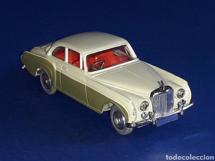 Coches a escala: Bentley Continental Sports ref. 224, metal esc. 1/43, Corgi Toys made in England, original año 1961. - Foto 5 - 133298034