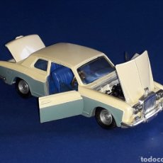 Coches a escala: ROLLS ROYCE SILVER SHADOW REF. 273, METAL ESC. 1/43, CORGI TOYS MADE IN ENGLAND, ORIGINAL AÑO 1970.. Lote 133300262