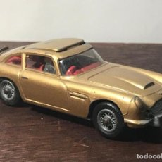 Coches a escala: ASTON MARTIN DB 5 - JAMES BOND - 007 - CORGI TOYS - MADE IN BRITAIN. Lote 135802294