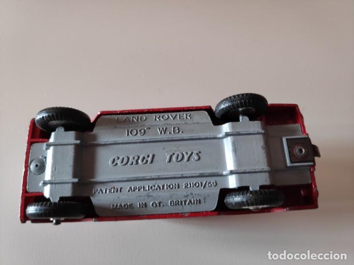 Coches a escala: Land Rover 109 CORGI TOYS - Foto 2 - 138973190