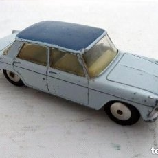 Coches a escala: COCHE FIAT 1600 - CORGI TOYS, MADE IN GT BRITAIN. Lote 140324314