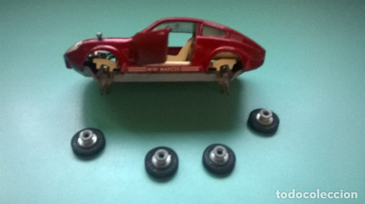Coches a escala: MINI MARCOS GT 850 -1/43 Corgi Toys made in Gt. Britain - Foto 5 - 74999371