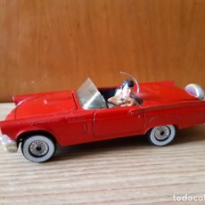 Coches a escala: FORD THUNDERBIRD - CORGI 80S - ESC. 1/36 MADE IN GT. BRITAIN - VINTAGE VEGAS FORD THUNDERBIRD. Lote 143139546