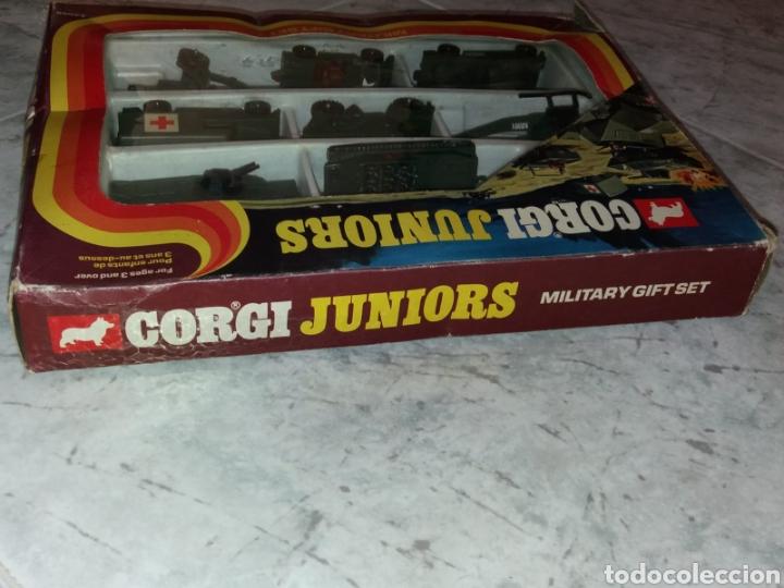Coches a escala: Corgi Military Gift completo en blister muy escaso - Foto 3 - 145240022