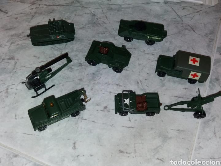 Coches a escala: Corgi Military Gift completo en blister muy escaso - Foto 9 - 145240022
