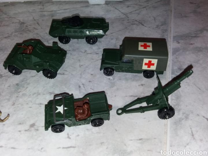 Coches a escala: Corgi Military Gift completo en blister muy escaso - Foto 10 - 145240022
