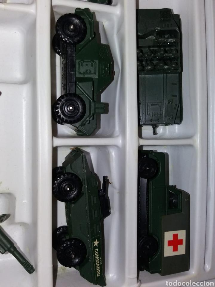 Coches a escala: Corgi Military Gift completo en blister muy escaso - Foto 11 - 145240022