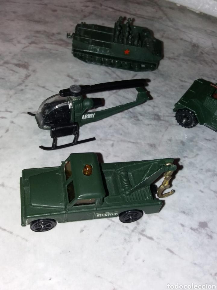 Coches a escala: Corgi Military Gift completo en blister muy escaso - Foto 12 - 145240022