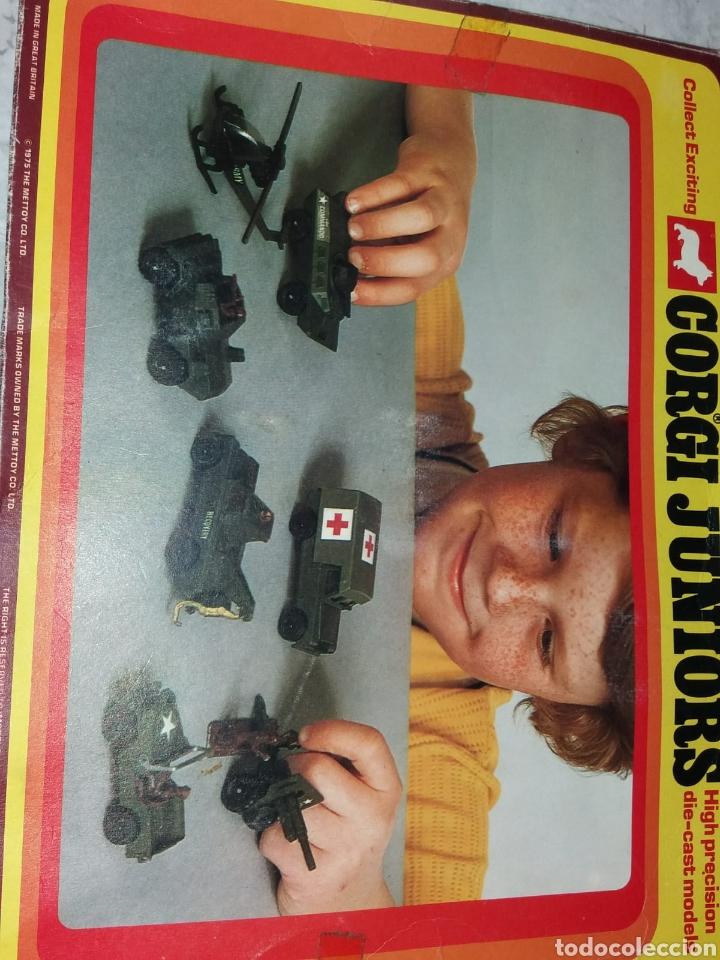 Coches a escala: Corgi Military Gift completo en blister muy escaso - Foto 13 - 145240022