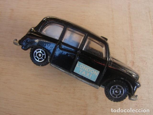 TAXI DE LONDRES M. PERSAUD - CORGI TOYS (Juguetes - Coches a Escala 1:43 Corgi Toys)