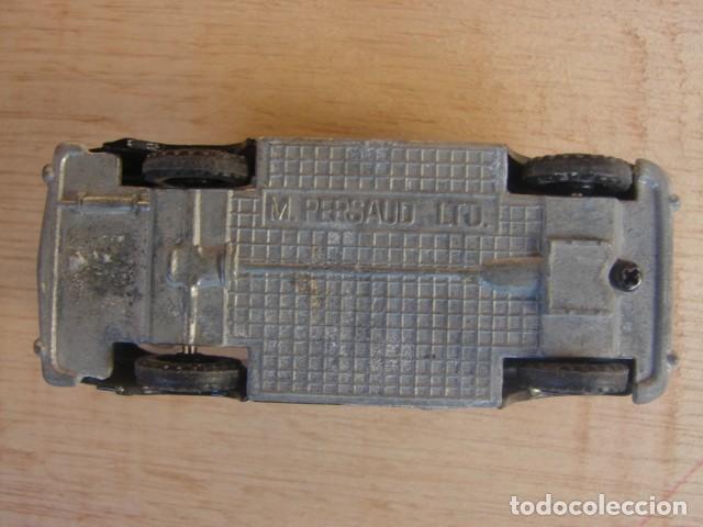 Coches a escala: TAXI DE LONDRES M. PERSAUD - CORGI TOYS - Foto 3 - 145598746