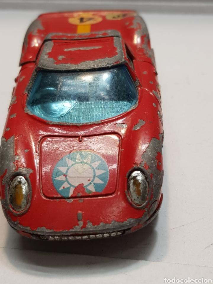 Coches a escala: Ferrari Berlinetta 250 Le Mans de Corgi Toys - Foto 3 - 145731450