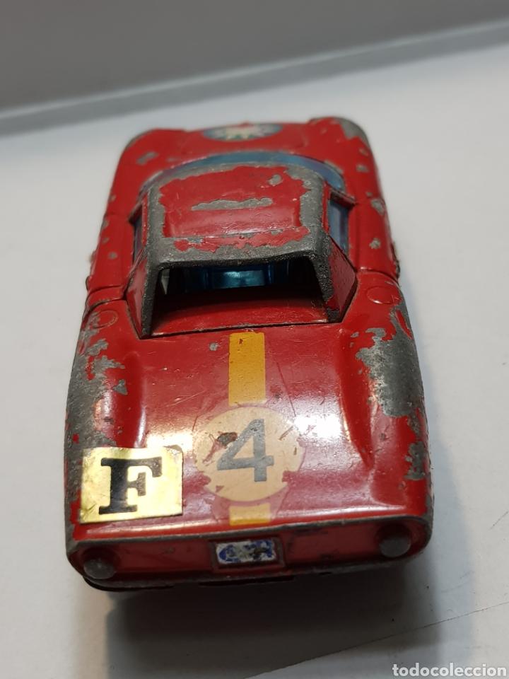 Coches a escala: Ferrari Berlinetta 250 Le Mans de Corgi Toys - Foto 4 - 145731450