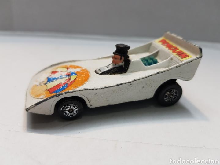 COCHE PENGUIN DE CORGI AÑO 1979 (Juguetes - Coches a Escala 1:43 Corgi Toys)