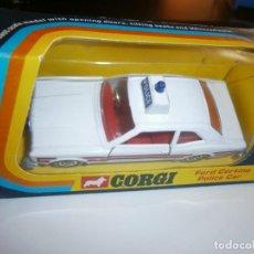 Coches a escala - CORGI TOYS, FORD CORTINA POLICE CAR, REF. 402 - 149982802