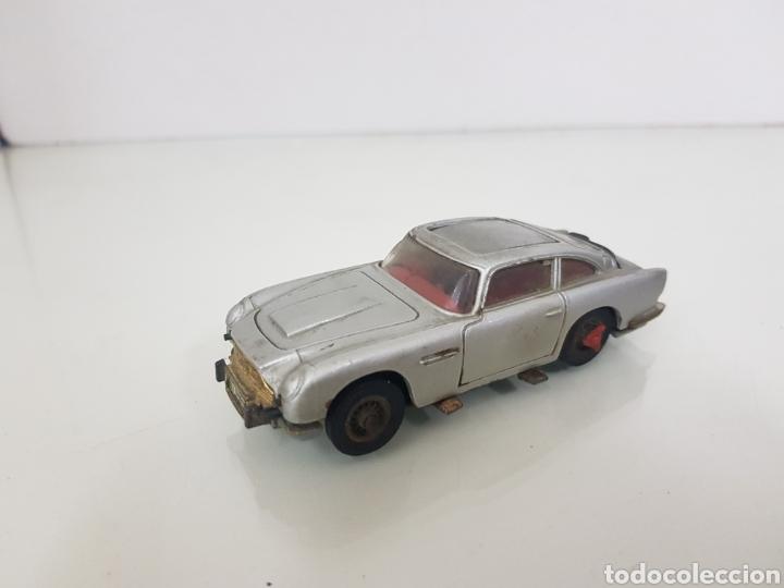CORTITO IS GT BRITAIN 007 JAMES BOND ASTON MARTIN DB5 REGULAR ESTADO (Juguetes - Coches a Escala 1:43 Corgi Toys)