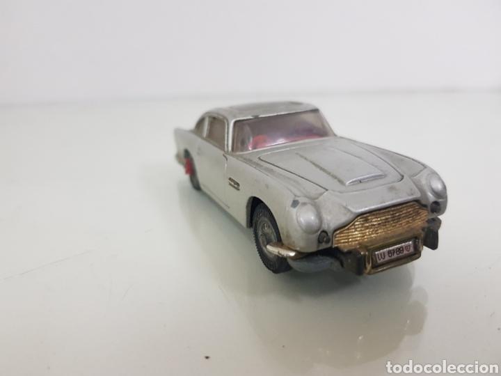 Coches a escala: Cortito is GT Britain 007 James Bond Aston Martin DB5 regular estado - Foto 2 - 150221945
