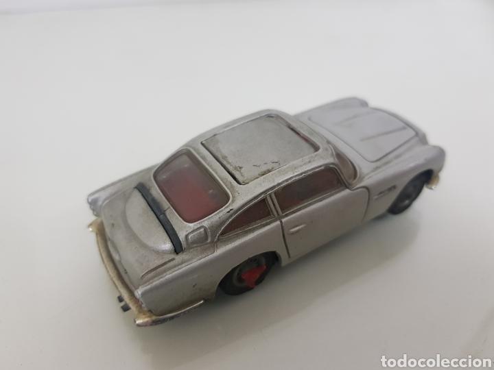 Coches a escala: Cortito is GT Britain 007 James Bond Aston Martin DB5 regular estado - Foto 3 - 150221945