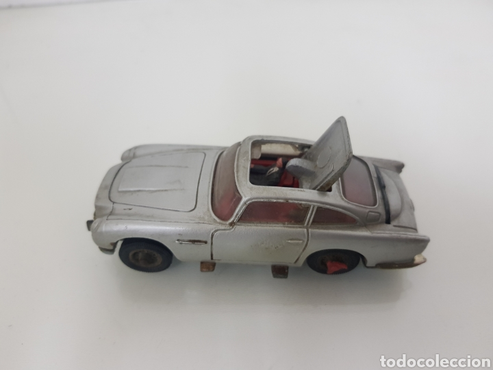 Coches a escala: Cortito is GT Britain 007 James Bond Aston Martin DB5 regular estado - Foto 4 - 150221945
