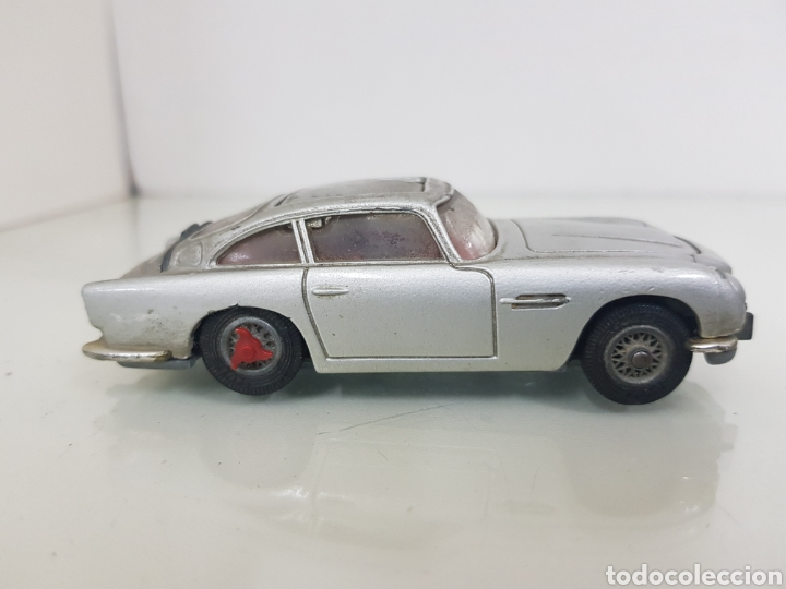 Coches a escala: Cortito is GT Britain 007 James Bond Aston Martin DB5 regular estado - Foto 6 - 150221945