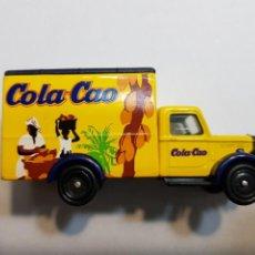 Coches a escala: COCHE CORGI ESCALA 1:43 CAMIÓN COLA-CAO. Lote 151569729