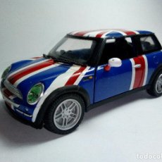 Coches a escala: -MINI CORGI-UNION JACK-1/43APROX-10X54CM. Lote 152721042