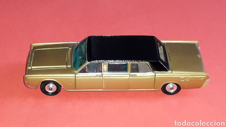 Coches a escala: Lincoln Continental ref. 262, esc. 1/43, Corgi Toys made in Great Britain. Original años 60. - Foto 3 - 153890554