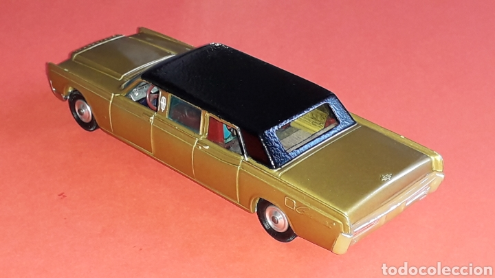 Coches a escala: Lincoln Continental ref. 262, esc. 1/43, Corgi Toys made in Great Britain. Original años 60. - Foto 4 - 153890554