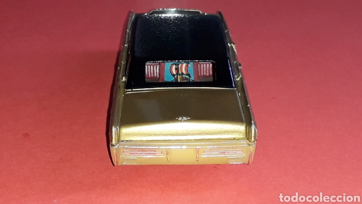 Coches a escala: Lincoln Continental ref. 262, esc. 1/43, Corgi Toys made in Great Britain. Original años 60. - Foto 5 - 153890554